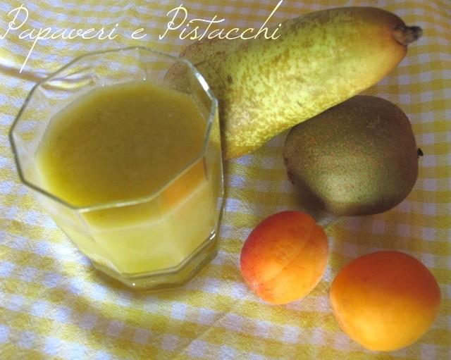 Succo Kiwi Pera Albicocca