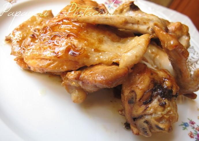 Pollo Speziato alla Birra