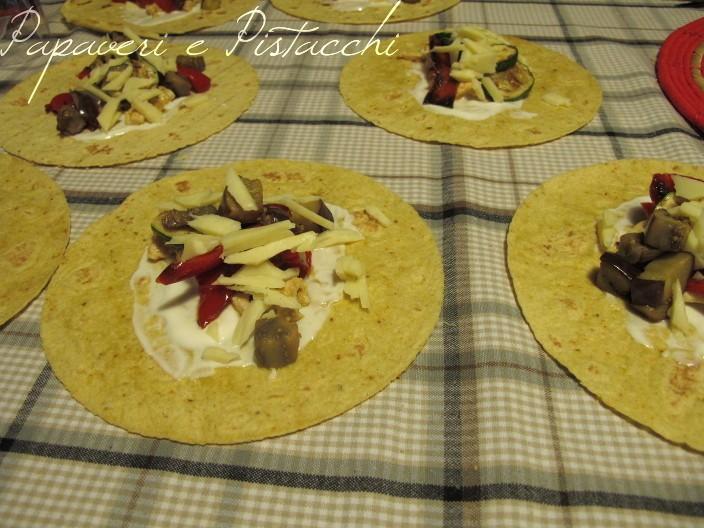Preparazione delle Tortillas