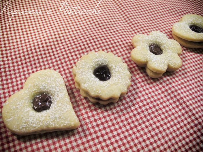 Biscotti delicati di Pasta Frolla