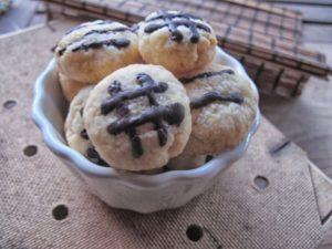 Biscotti di Pasta Frolla al Cocco