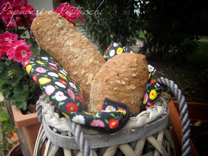 Stecche di Pane ai Cinque Cereali